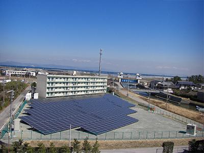 渥美太陽光発電設備