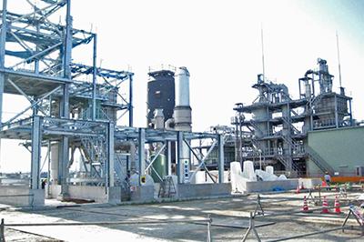 環境・産業廃棄物設備建設