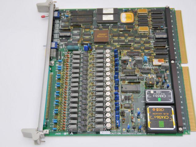 アナログ電圧出力カード