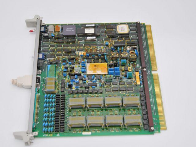 測温抵抗体(RTD)入力用アナログ入力カード