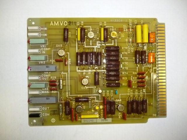 mV/V変換器